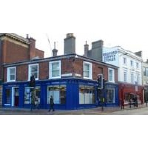 123 - 125 High Street, Bedford - New shop fronts and refurbishment.